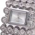 2017 G&D Women Quartz Wristwatches Top Brand Luxury <b>Silver</b> Lady <b>Bracelet</b> Watches Dress Watch Relojes Mujer Relogio Feminino Gift