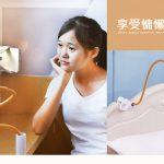Version key to avoid key design 130cm mobile phone universal bracket lazy bed desktop buckle type TV frame extended Apple clip