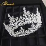 Bridal <b>Jewelry</b> <b>Wedding</b> Pearl Crown <b>Wedding</b> <b>Jewelry</b> European Style Large Round Crown Bride Accessories <b>Wedding</b> Dress Decorations