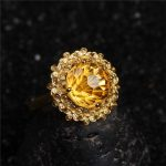 fashion <b>jewelry</b> Semi-precious stones gold color ring 925 silver hollow rose gold color <b>jewelry</b> <b>wedding</b> ring for couple