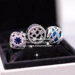 3pcs 2018 Fashion S925 Silver Blue Star Series Charms Beads <b>Jewelry</b> Set Fit Bracelets Necklaces <b>Jewelry</b> <b>Making</b> Woman Gift