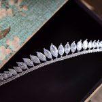 Full Zircon Tiara CZ Crown Headband <b>Wedding</b> Hair Accessories Diadem Hair <b>Jewelry</b> Tiaras And Crowns Diadema Coroa Noiva WIGO0892