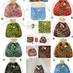 LiiJi Unique 10pcs Chinese <b>Handmade</b> Embroidered Silk Gift Bags Jewerly Pouch