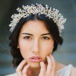 European <b>Handmade</b> Full Crystal Beads Headbands Women Rhinestone Crowns Girls Hair Hoop Headpiece Hairband Hair <b>Jewelry</b> ML101