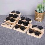 New <b>Fashion</b> Multi Tier Wood Makeup Organizer Nail Polish Display Cosmetic Stand Plastic <b>Jewelry</b> Toy Storage Glasses Rack