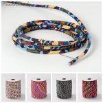 4mm; 50yards/roll Rope Cloth Ethnic Cords for <b>Jewelry</b> <b>Making</b> Material Wholesale Discount Beadwork Needlework Special Offer