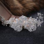Newest Luxury Wedding Bridal Crowns Headbands Silver Tiara Austria Crystal Rhinestone Hair Band Bridal Hair <b>Jewelry</b>