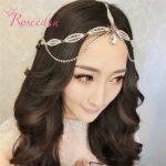 <b>Fashion</b> elegant Korean style hight quality Women hair tiaras Crown wedding dresses <b>Jewelry</b> Head Hair band for Bridal RE182