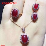 KJJEAXCMY boutique jewels 925 pure <b>silver</b> Natural Carnelian female suit bag mail
