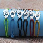France Famous Brand Jewelry 925 Sterling <b>Silver</b> Handcuff <b>Bracelet</b> For Women Men Rope <b>Bracelet</b> 925 <b>Silver</b> <b>Bracelet</b> Menottes