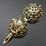 1pcs <b>Antique</b> Bronze Personal Cavel Pendant Cute Fragrance Essential Oil Aromatherapy Diffuser <b>Jewelry</b> Charm Necklace Accessory