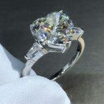 2018 <b>Handmade</b> Heart Shape lovers ring 3ct AAAAA zircon cz 925 sterling silver Engagement wedding band rings for women <b>Jewelry</b>