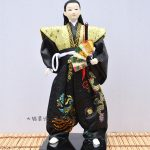 Decoration Arts crafts girl gifts get married Samurai Japanese humanoid Doll Restaurant <b>supplies</b> gift gift <b>jewelry</b> ornaments Hom