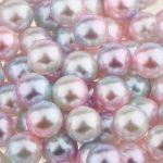 200pcs Multicolor Plastic Round Loose Beads 3mm 4mm 5mm 8mm Handmade For <b>Jewellery</b> Finding Wedding <b>Decor</b>