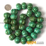 turquoises: pumpkin shape old natural turquoises beads natural stone beads DIY Loose beads for <b>jewelry</b> <b>making</b> free shipping