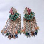 GZJY Fashion Bohemian Tassels Earrings For Women Gold Color Metal Simple Tassel Dangle Earrings Ethnic <b>Jewelry</b> <b>Handmade</b>
