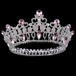 Fashion <b>Wedding</b> Crown for Women Headdress Bride tiaras and Crowns Headband Prom Queen King Diadem Hair <b>Jewelry</b> accessories