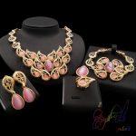 Yulaili Bridal Sets Bravery <b>Making</b> Supplies Italian Graceful <b>Jewelry</b> Set