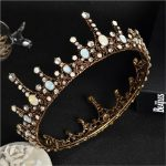 CC crowns and tiaras hairbands for women wedding hair accessories vintage beach <b>handmade</b> bridesmaids cubic zircon <b>jewelry</b> HG295