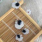 Natural black blue sapphire stone wedding jewelry sets natural gemstone ring <b>earrings</b> necklace S925 <b>silver</b> Fashion Fruit Shape