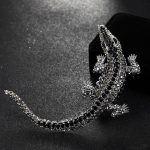 Blucome Big Size Men Brooch Fashion Animal Brooches Bouquet And Rhinestone Brooches Pins For Men <b>Jewelry</b> Bags <b>Accessory</b> Broches