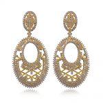 New big drop Earrings white cz Earring women Classic style fashion <b>jewelry</b> <b>supplies</b> for <b>jewelry</b> Free shipment