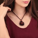 Chinese Traditions Natural Party Fashion <b>Handmade</b> Choker <b>Jewelry</b> Accessories Jewelery Gift Necklaces & Pendants For Women