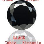 <b>Jewelry</b> <b>Supplies</b> AAA Grade CZ Cubic Zirconia BLACK Round Zircon 4.5/5.0MM DIY <b>Jewelry</b> Findings <b>Supplies</b> Free Shipping