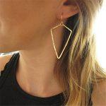Gold Hoop Earrings <b>Handmade</b> Vintage <b>Jewelry</b> Customize 14 Gold Filled Orecchini Brincos Pendientes Earrings for Women Oorbellen