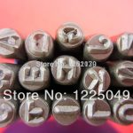 2016 hot sale 1/8″ 3 MM Capital Letter A-Z Punch Stamp Set 27 Piece ,<b>jewelry</b> <b>making</b> tools