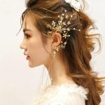Fashion Tassel Earrings <b>Jewelry</b> Rhinestones Flower <b>Handmade</b> Crystal Bridal Wedding Accessories Earrings Women Patry <b>Jewelry</b>