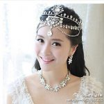 rhinenstone headbands bridal hair <b>jewelry</b> crown <b>wedding</b> <b>wedding</b> hair accessories head chain tiara de novia