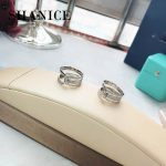 SHANICE Knot Design 925 Sterling Silver Ring With Full White High Quality CZ Crystal For Women/Girls Charm <b>Jewelry</b> <b>Wedding</b>