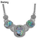Square Pendant Shell Chokers Necklace For Women Bohemian Popcorn Chain <b>Antique</b> <b>Jewelry</b> Fashion <b>Jewelry</b> Party Gift TN335
