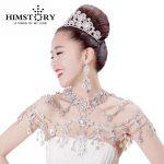 New Luxurious <b>Wedding</b> bridal chain Crystal shoulder chain <b>wedding</b> <b>jewelry</b> <b>wedding</b> necklace sexy bridal <b>jewelry</b> party chain