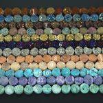 Wholesale Bulk 10mm$20pcs Fashion Druzy Pendants,Drilled Round Titanium Drusy Stone Loose Beads Slab DIY Necklace <b>Jewelry</b> <b>Supply</b>