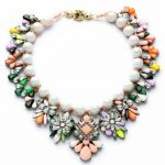 2017 Promotion New Collier Maxi Necklace Collares Luxury Color Choker Knitted Party Necklace <b>Wedding</b> Fashion <b>Jewelry</b> For Women