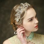 100% handmade fashion headbands <b>wedding</b> bridal bride hair <b>jewelry</b> cute small white flower for girls hair accessories