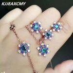 KJJEAXCMY Fine jewelry, 925 Sterling <b>Silver</b> <b>Earrings</b> with Natural Sapphire <b>Earrings</b>, rings, gold and <b>silver</b> certificates