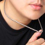 100% Sterling <b>Silver</b> <b>Necklaces</b> Hollow Lantern Design Men'S <b>Silver</b> Chain Charm Base Chain 50CM
