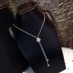 Brand Pure 925 Sterling <b>Silver</b> Jewelry For Women Slide Twist Design <b>Silver</b> Wedding Jewelry Set Link Chain Neckacle Earrings Set