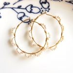 gold <b>fashion</b> <b>jewelry</b> 2018 wire wrapped earrings handmade designer earrings for women gift