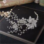 CC <b>Jewelry</b> crowns and tiaras tiara wedding hair accessories for crown hair crown party women <b>handmade</b> bride jewellery gift HG350