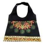 2017 African new fashion bucket bags for women <b>handmade</b> Canvas Handbag New Fashion Reusable Shopping Bags Women big bag WYb34