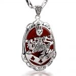 Bahamut The Twilight Saga The Vampire of Cullen Clan Badge Necklace Pendant – 925 <b>Sterling</b> <b>Silver</b> <b>jewelry</b>