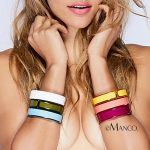 eManco Wholesale Acetic Acrylic Bangles 8 Items Cuff Bangles for Women 2018 New Arrivals Summer Style <b>Fashion</b> <b>Jewelry</b>