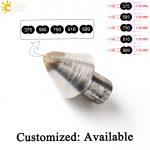 CSJA Brand New 375 585 750 916 999 Gold <b>Jewelry</b> <b>Making</b> Tool Stamp Print Metal Steel Mold Finger Rings Bangles Jewellery DIY E537