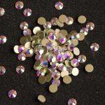 Charms AB Five Star Quality <b>Jewellery</b> Making 44pcs SS50 FlatBack Non Hotfix 3D DIY Round Nail Art <b>Decoration</b> Rhinestones Gems