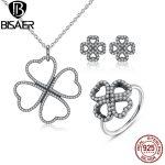 925 Sterling Silver <b>Jewelry</b> Set Heart-Shaped Petals of Love <b>Jewelry</b> Sets Wedding Brand Engagement <b>Jewelry</b> <b>Making</b> WES020