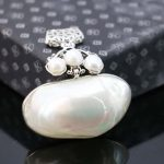 47*20mm Ethnic Chic abalone freshwater pearl beads Accessories pendant necklace <b>making</b> <b>jewelry</b> crafts diy Hot sale gifts